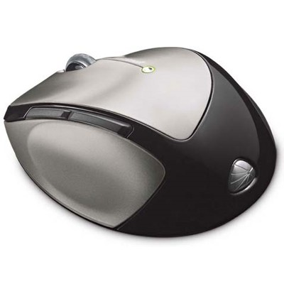 Microsoft Mobile Memory Mouse 8000 Grey/Black BSA-00006