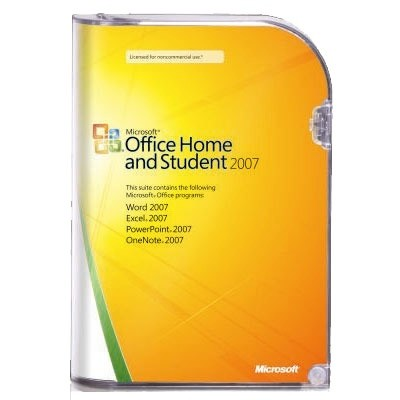 Microsoft Office Professional 2007 269-10323