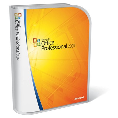 Microsoft Office Professional 2007 269-13752-L