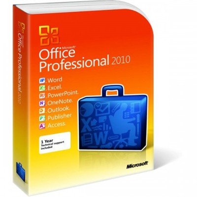Microsoft Office Professional 2010 269-14853