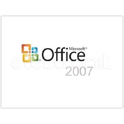 Microsoft Office Professional Plus 2007 79P-00012
