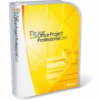 Microsoft Office Project Professional 2007 H30-02037