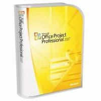 Microsoft Office Project Professional 2007 H30-02080