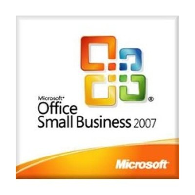 Microsoft Office Small Business 2007 W87-01703