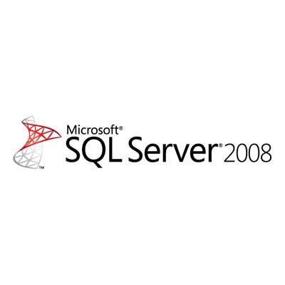 Microsoft SQL Server Small Business 2008 DAC-00341