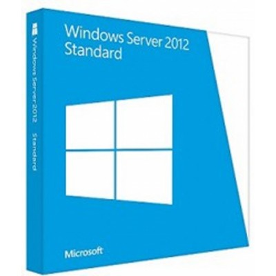 Microsoft Windows Server Standard 2012 Eng