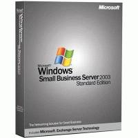 Microsoft Windows Small Business Server 2003 T72-01513