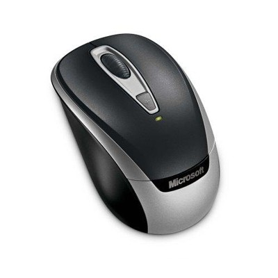 Microsoft Wireless Mobile Mouse 3000v2 Grey