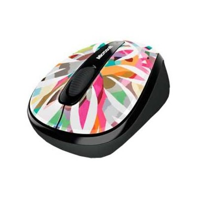 Microsoft Wireless Mobile Mouse 3500 Artist Jamison
