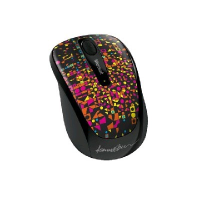 Microsoft Wireless Mobile Mouse 3500 Chauk