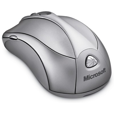 Microsoft Wireless Notebook Laser Mouse 6000