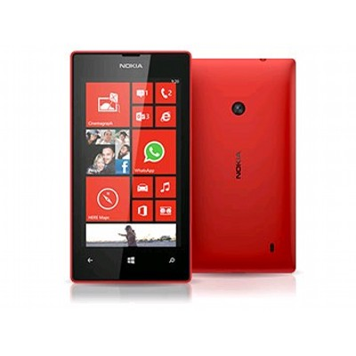Nokia Lumia 520 Red