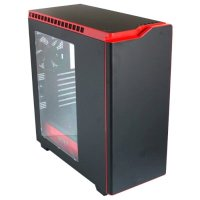 NZXT H442 Black-Red
