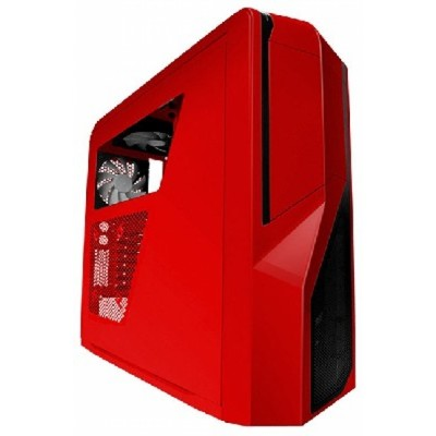 NZXT Phantom 410 Red