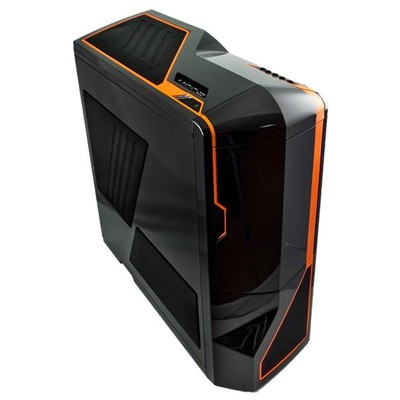 NZXT Phantom Black/Orange