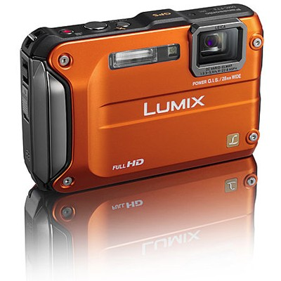 Panasonic DMC-FT3EE-D