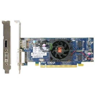 PCI-Ex 1024Mb HP AMD Radeon HD 7450 DP B1R44AA