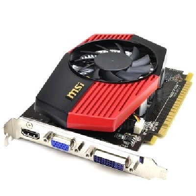 PCI-Ex 1024Mb MSI N430GT-MD2GD3