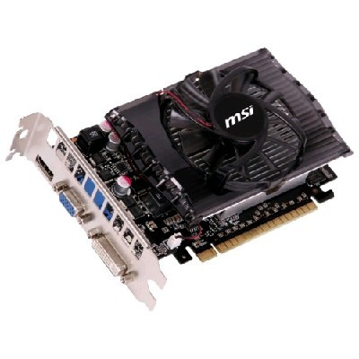 PCI-Ex 2048Mb MSI N630-2GD3