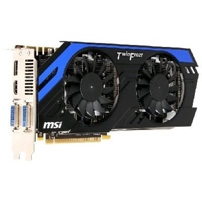 PCI-Ex 2048Mb MSI N670-PE2GD5/OC