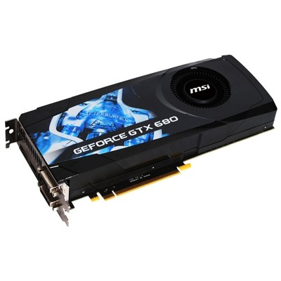PCI-Ex 2048Mb MSI N680GTX-PM2D2GD5