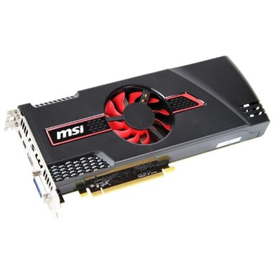 PCI-Ex 3072Mb MSI R7950-2PMD3GD5/OC