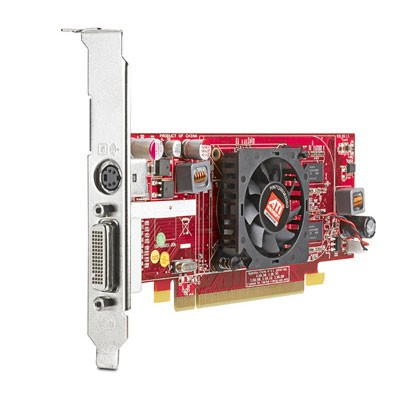 PCI-Ex 256Mb HP Radeon HD 4550 AT042AA
