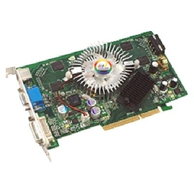 PCI-Ex 512Mb InnoVISION 7600GT I-A7600GT-H4F3C