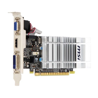 PCI-Ex 512Mb MSI N210-MD512D3H/LP