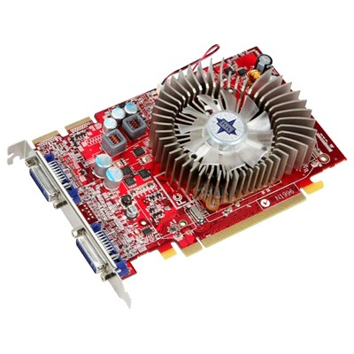PCI-Ex 512Mb MSI R4670-MD512/D3
