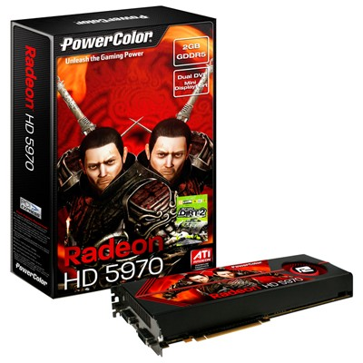 PowerColor AX5970 2GBD5-MD