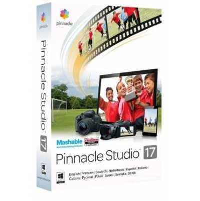 Pinnacle Studio 17 ML PNST17STMLEU