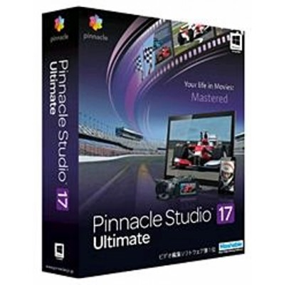 Pinnacle Studio 17 Ultimate ML PNST17ULMLEU