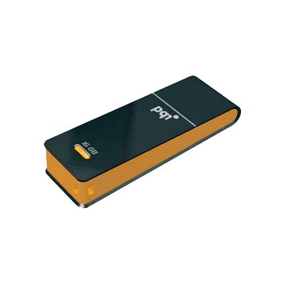 PQI 16GB i221 Black/Orange