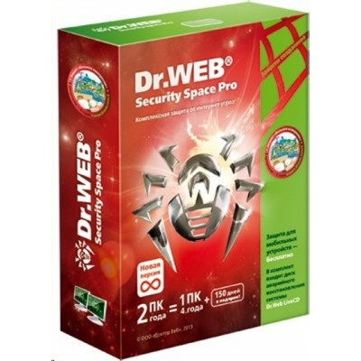 Dr. Web Desktop Security Suite LBW-BC-12M-31-A3