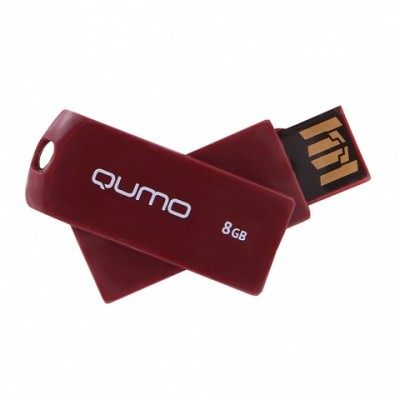 Qumo 8GB Twist Rosewood