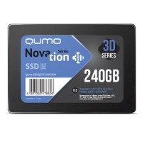Qumo Novation 3D 240Gb Q3DT-240GAEN