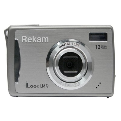 Rekam iLook LM9 Metallic