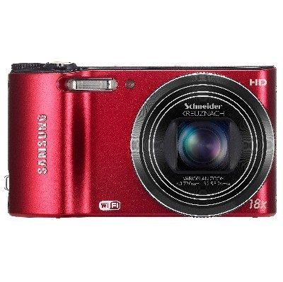 Samsung WB150F Red
