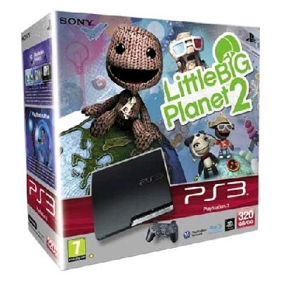 Sony PlayStation 3+Little Big Planet 2