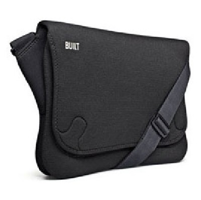 Сумка Built Soho Laptop Messenger Bag E-MS16-BLK