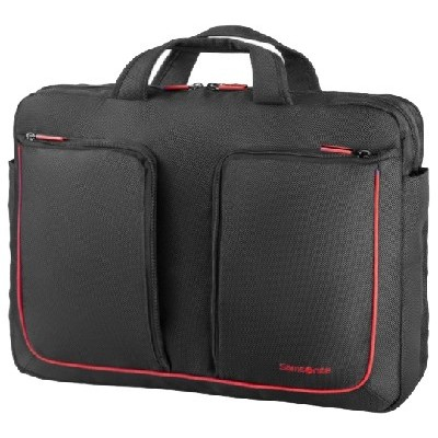 Сумка Samsonite 11U*002*09 Black/Red