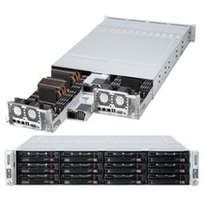 SuperMicro SYS-6027TR-DTRF+