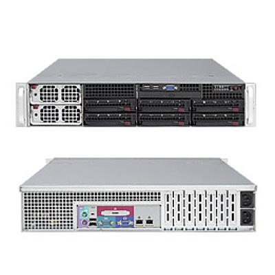 SuperMicro SYS-8025C-3RB