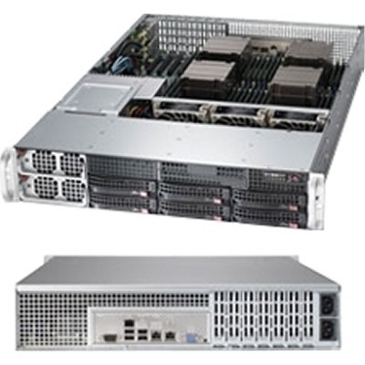 SuperMicro SYS-8027R-TRF+