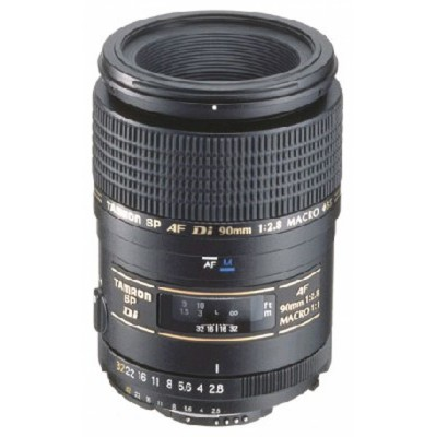 Tamron AF 90mm f/2.8 DI 1:1 MACRO for Canon