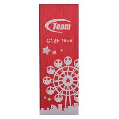 Team Group 16GB C12F Red