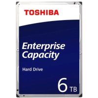 Жесткий диск Toshiba Enterprise Capacity 6Tb MG06SCA600E