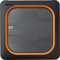 WD My Passport Wireless 500Gb WDBAMJ5000AGY-RESN
