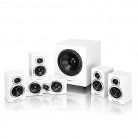 Wharfedale Moviestar DX-1SE 5.1 HCP White